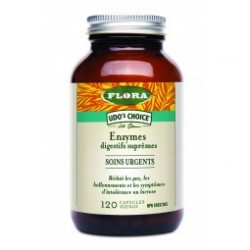 Udo's choice - enzymes soins urgents / 120 capsules