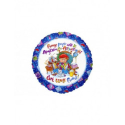 """Mylar 18"""" bed rest get well"""