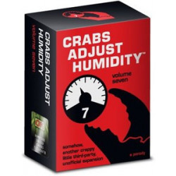 Crabs Adjust Humidity en ext Volume 7 Cards Against Humanity