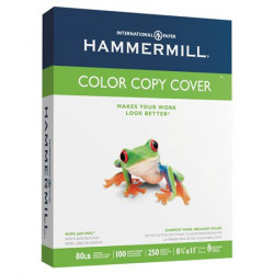 Hammermill Color Copy Cover 250 80 lb lettre